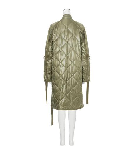 3.1 Phillip Lim(スリーワン フィリップリム)のLong Utility Kimono Jacket-KHAKI(コート/coat)-F161-8326RSN-24 詳細画像2