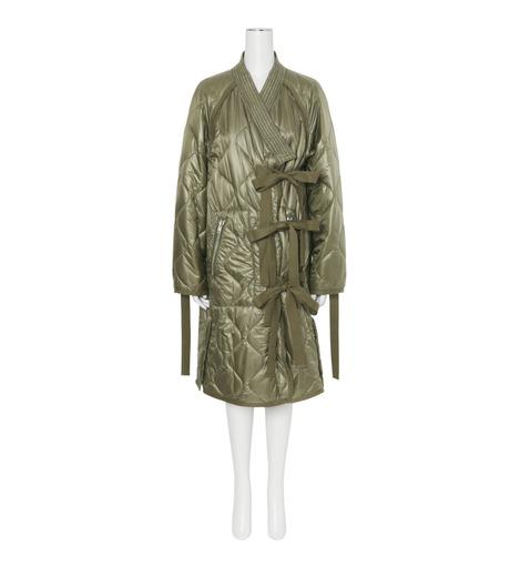 3.1 Phillip Lim(スリーワン フィリップリム)のLong Utility Kimono Jacket-KHAKI(コート/coat)-F161-8326RSN-24 詳細画像3