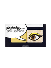Yazbukey for shu uemura Duo Eye Shadow -Yellow-