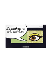 Yazbukey for shu uemura Duo Eye Shadow -Green-