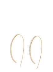 Fallon(ファロン) Pave Threaded Hoops