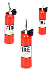 nuop design Fire Extinguisher Candles