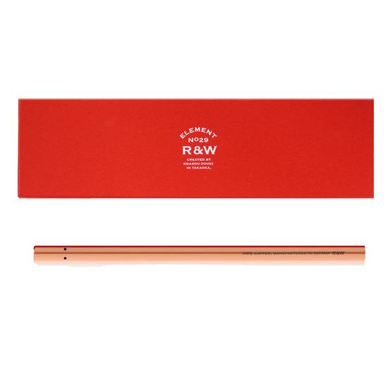 R&W()のFLOWER VASE-kyoumen--RED(インテリア/interior)-FLOWER-1-62 詳細画像1