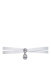 Fallon Monarch Le Petit Drop Wrap Choker
