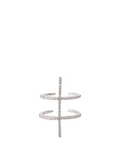 Fallon Pave Ladder Ring