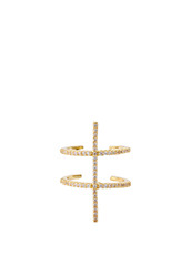 Fallon(ファロン) Pave Ladder Ring