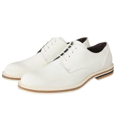 Robert Clergerie(ロベール・クレジュリー)のPlane Toe Shoe-WHITE(シューズ/shoes)-FRANCK-T-4 詳細画像3