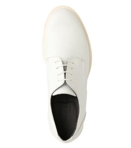 Robert Clergerie(ロベール・クレジュリー)のPlane Toe Shoe-WHITE(シューズ/shoes)-FRANCK-T-4 詳細画像4