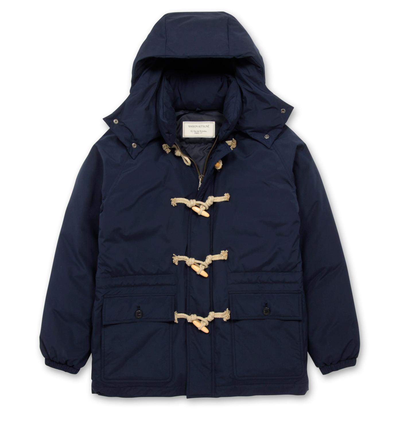MAISON KITSUNÉ(メゾンキツネ)のMountain jacket-NAVY-FW11-056-OT 拡大詳細画像1