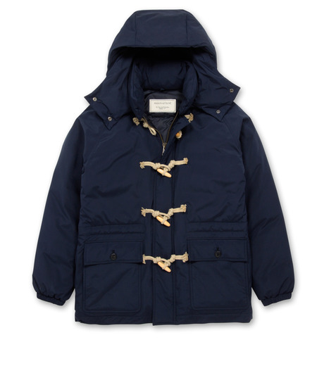 MAISON KITSUNÉ(メゾンキツネ)のMountain jacket-NAVY-FW11-056-OT 詳細画像1