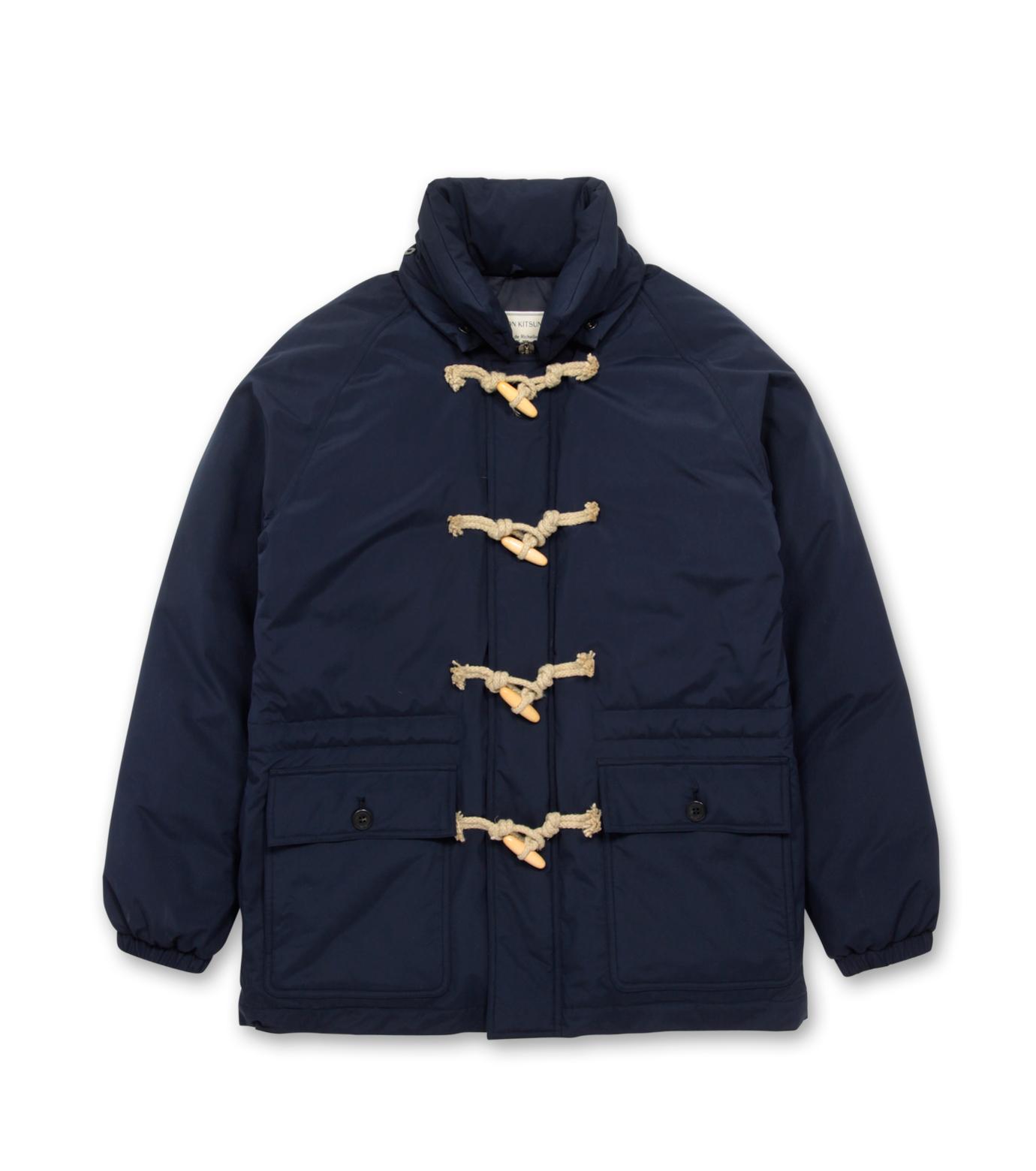 MAISON KITSUNÉ(メゾンキツネ)のMountain jacket-NAVY-FW11-056-OT 拡大詳細画像2