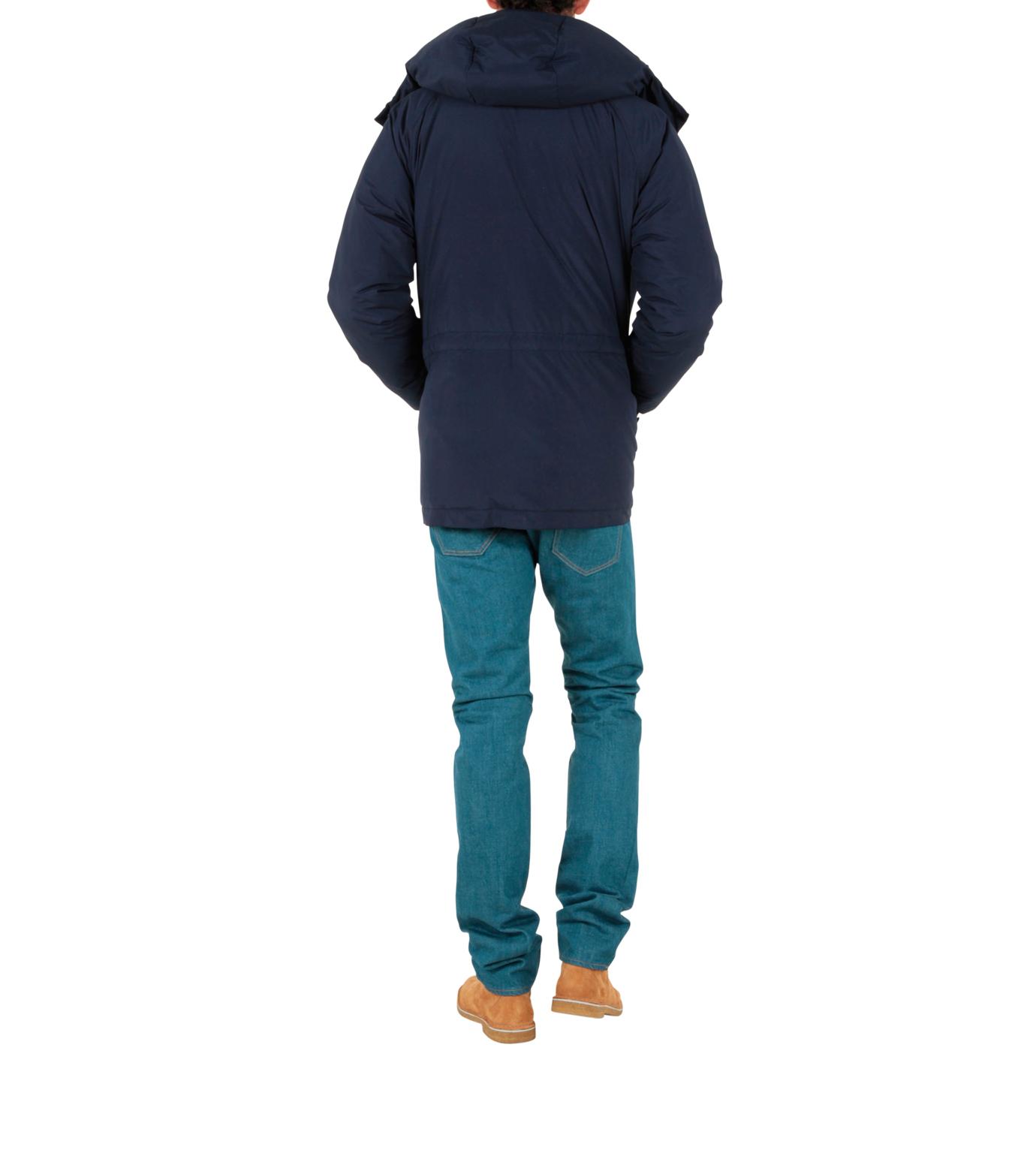 MAISON KITSUNÉ(メゾンキツネ)のMountain jacket-NAVY-FW11-056-OT 拡大詳細画像4