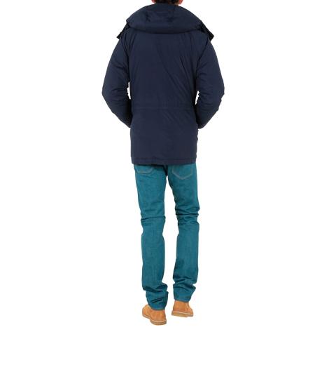 MAISON KITSUNÉ(メゾンキツネ)のMountain jacket-NAVY-FW11-056-OT 詳細画像4
