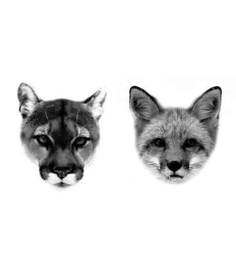 DCER(ディーシーイーアール)のPuma + Fox Tattoo-BLACK(MAKE-UP/MAKE-UP)-FW15005-13 詳細画像1