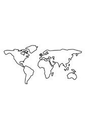 DCER Planisphere Tattoo