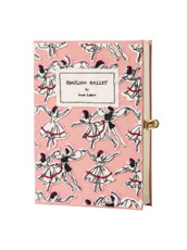 Olympia Le-Tan English Ballet Book Clutch