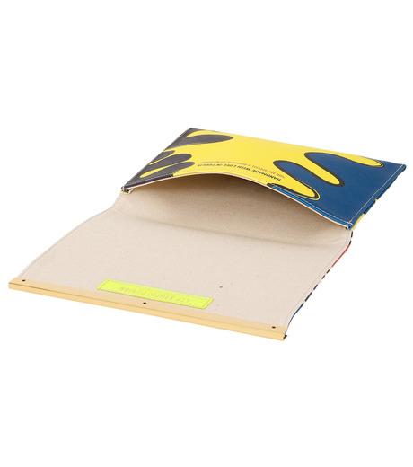 LEO(レオ)のMini Flap Bag Rita-RED(クラッチバッグ/clutch bag)-FW16-009-62 詳細画像4