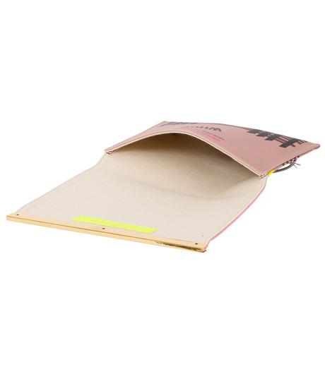 LEO(レオ)のMini Flap Bag Karl-PINK(クラッチバッグ/clutch bag)-FW16-009-72 詳細画像4