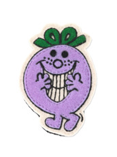 Olympia Le-Tan Little Miss Naughty Velcro Patches