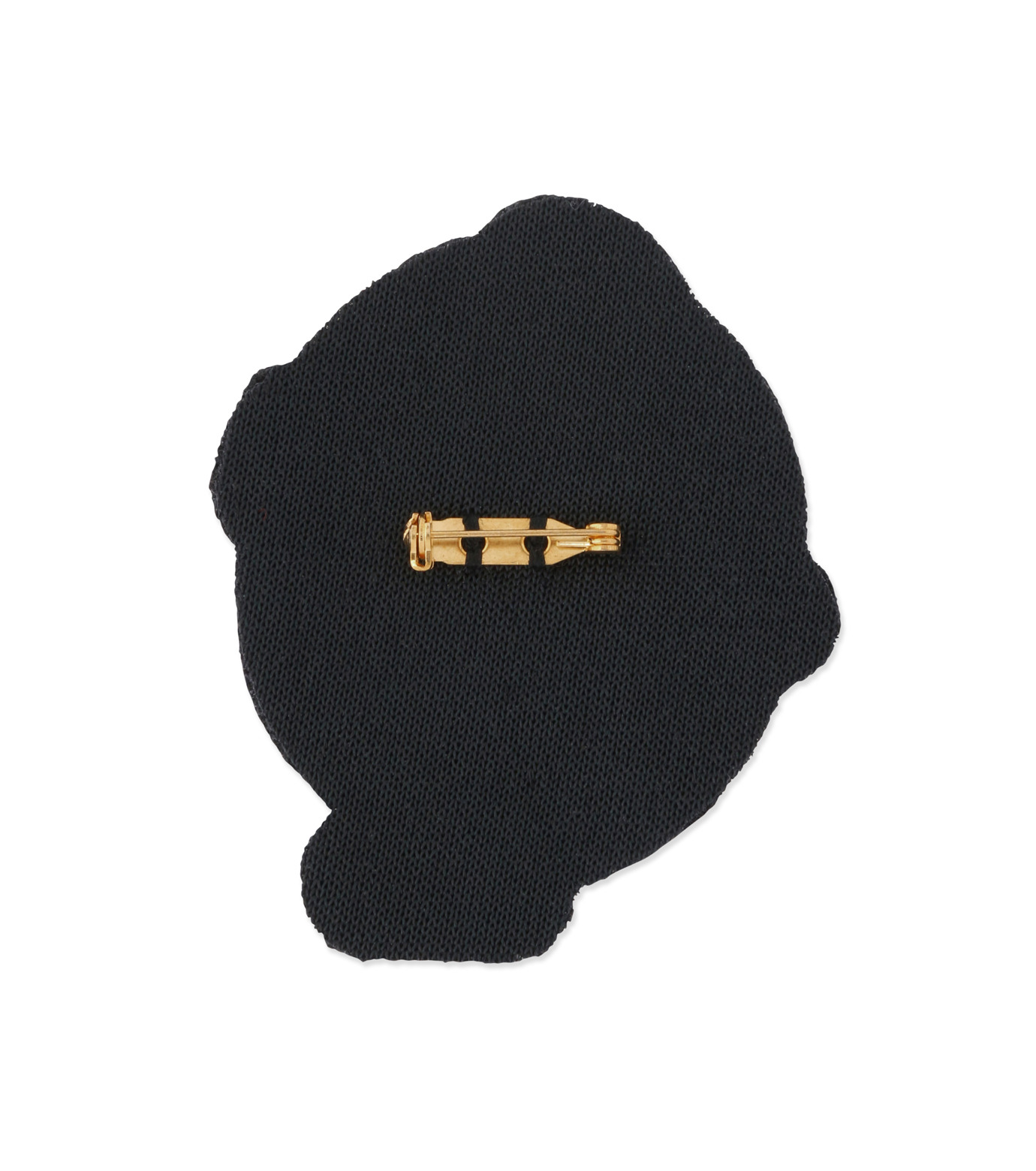 Olympia Le-Tan(オリンピア ルタン)のLittle Miss Shy Velcro Patches-TURQUOISE(アクセサリー/accessory)-FW16APA011-95 拡大詳細画像2