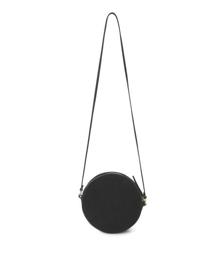 Olympia Le-Tan(オリンピア ルタン)のBlack Velcro Dizzie Bag-BLACK(ショルダーバッグ/shoulder bag)-FW16BDI008-13 詳細画像3