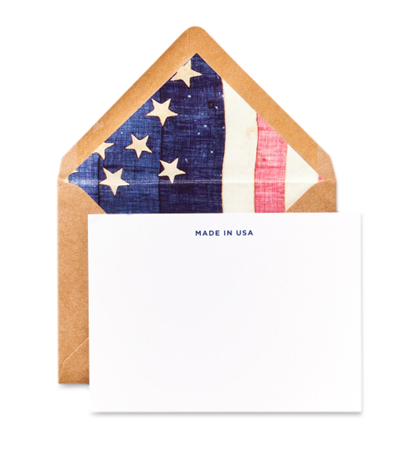 Terrapin Stationers()のMade in usa card-MULTI COLOUR(アザーズ/others)-Flag-Liner-9 拡大詳細画像1