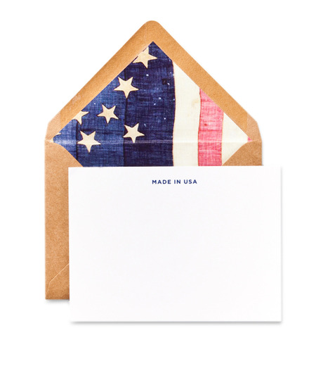 Terrapin Stationers()のMade in usa card-MULTI COLOUR(アザーズ/others)-Flag-Liner-9 詳細画像1