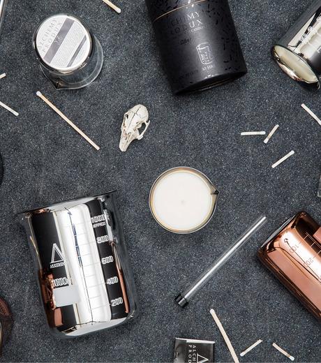 ALCHEMY PRODUX()のyuzu candle-GOLD(フレグランス/fragrance)-G-YZ-2 詳細画像4