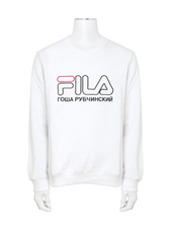 Gosha Rubchinskiy(ゴーシャ・ラブチンスキー) FILA Sweatshirt