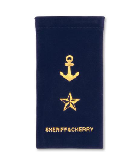 Sheriff & Cherry(シェリフ アンド チェリー)のRed stripe-RED(アイウェア/eyewear)-G12-Stripe-62 詳細画像5
