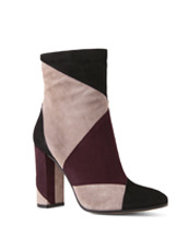 Gianvito Rossi Patchwork Bootie