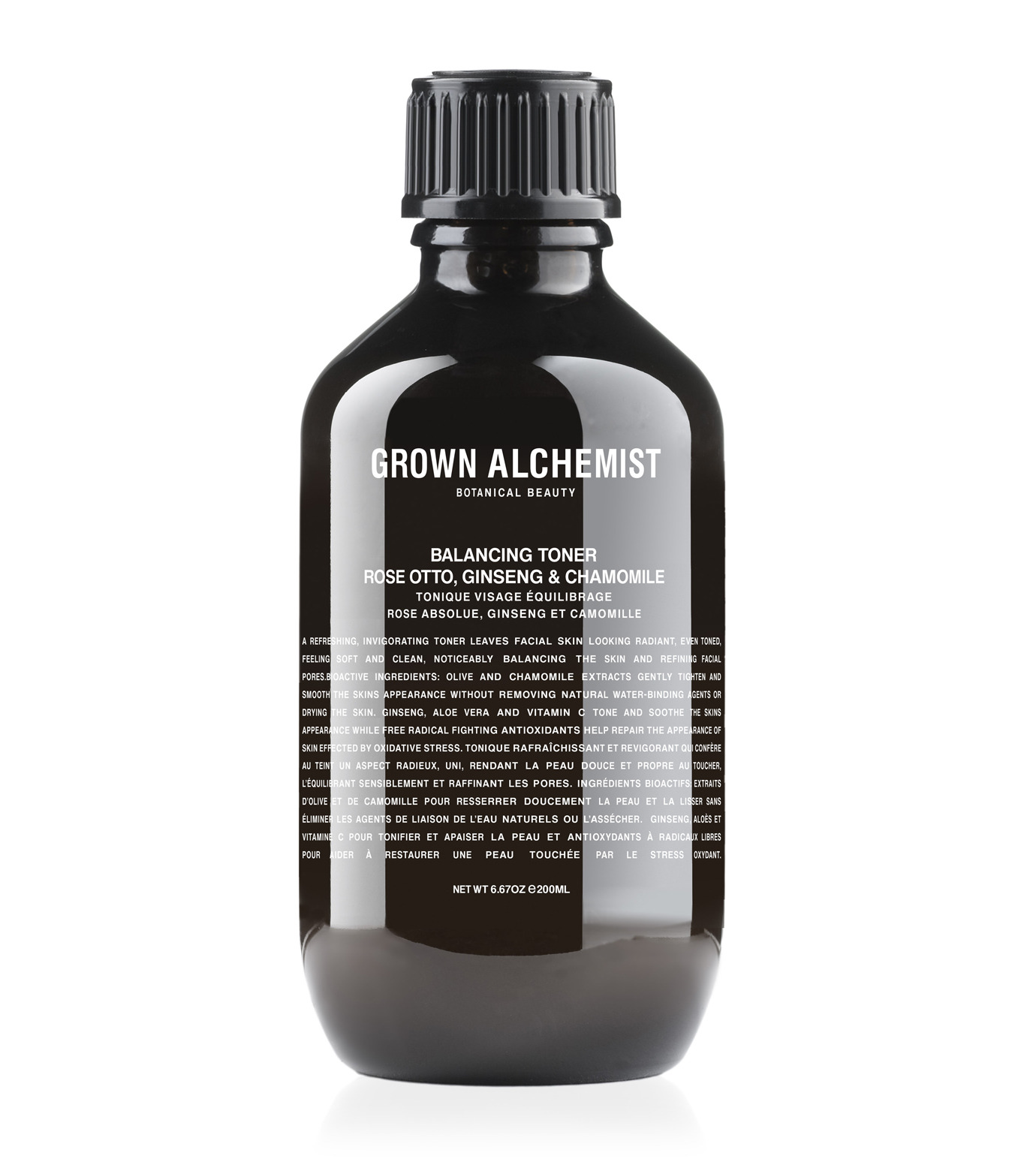 GROWN ALCHEMIST(グロウン・アルケミスト)のBalancing Toner-DARK BROWN(BATH-BODY/BATH / BODY)-GRA0018-43 拡大詳細画像1