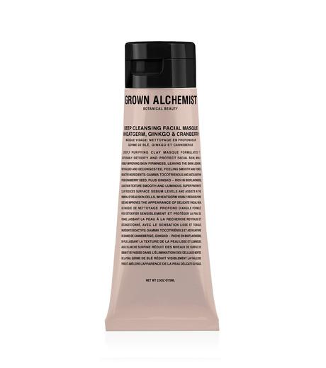 GROWN ALCHEMIST(グロウン・アルケミスト)のDeep Cleansing Mask-LIGHT BROWN(BATH-BODY/BATH / BODY)-GRA0019-41 詳細画像1