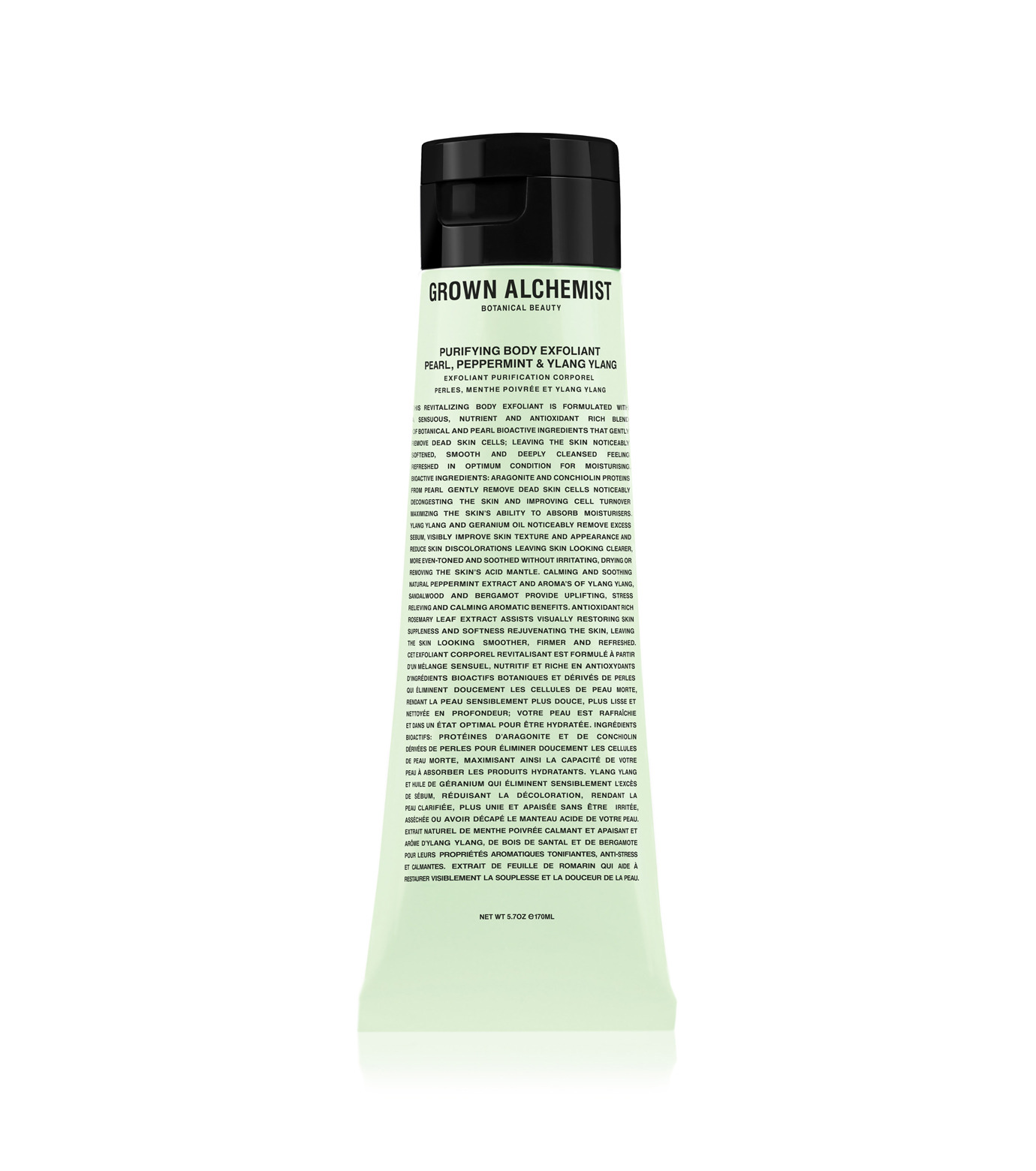 GROWN ALCHEMIST(グロウン・アルケミスト)のPurifying Body Scrub-LIGHT GREEN(BATH-BODY/BATH / BODY)-GRA0042-21 拡大詳細画像1