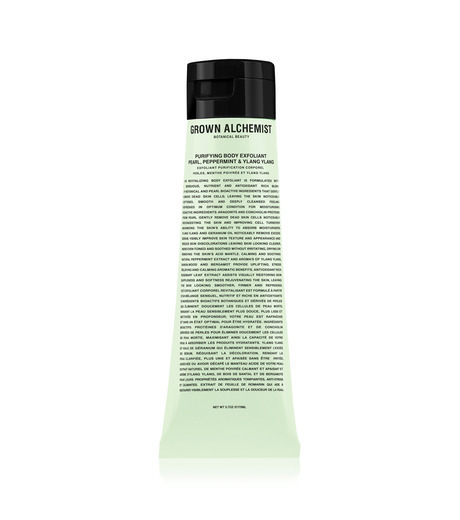 GROWN ALCHEMIST(グロウン・アルケミスト)のPurifying Body Scrub-LIGHT GREEN(BATH-BODY/BATH / BODY)-GRA0042-21 詳細画像1