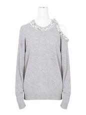 3.1 Phillip Lim(スリーワン フィリップリム) Embellished Pullover