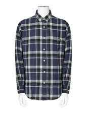 Ami Check Shirt