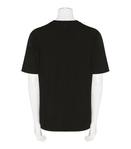 Ami(アミ)のPrint T-BLACK(カットソー/cut and sewn)-H16J103-76-13 詳細画像2