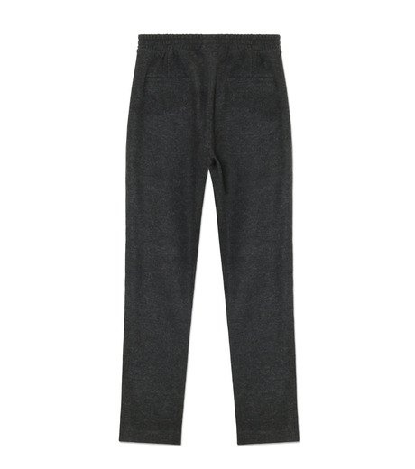 Ami(アミ)のCarrot Fit Trousers-GRAY-H16T25-38-11 詳細画像2
