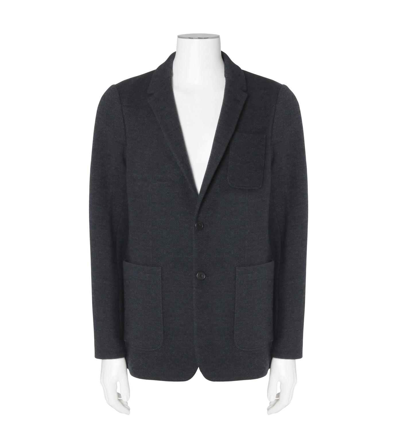 Ami(アミ)のSweat Jacket-GRAY(ジャケット/jacket)-H16V16-58-11 拡大詳細画像1