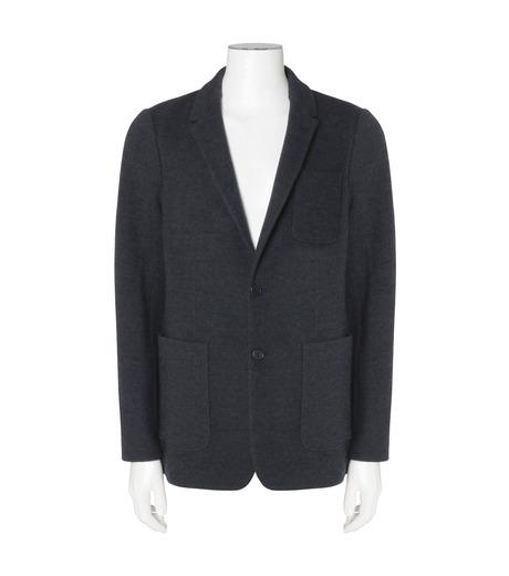 Ami(アミ)のSweat Jacket-GRAY(ジャケット/jacket)-H16V16-58-11 詳細画像1