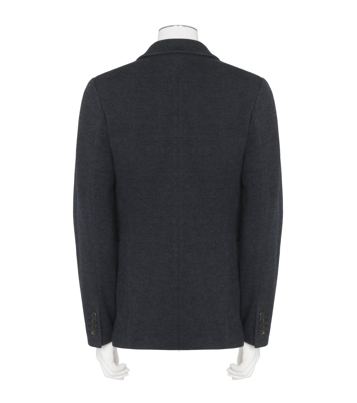 Ami(アミ)のSweat Jacket-GRAY(ジャケット/jacket)-H16V16-58-11 拡大詳細画像2