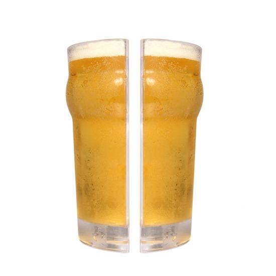 Thumbs Up(サムズアップ)のHalfpint Glass-NONE-HALFPINT-0 詳細画像2