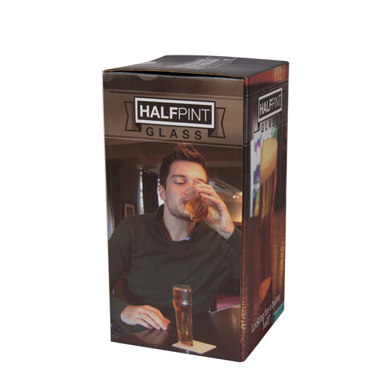 Thumbs Up(サムズアップ)のHalfpint Glass-NONE-HALFPINT-0 詳細画像4