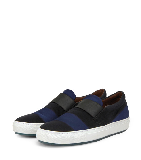 ACNE STUDIOS(アクネ)のSlip on-BLACK-HANS-COTTON-13 詳細画像4