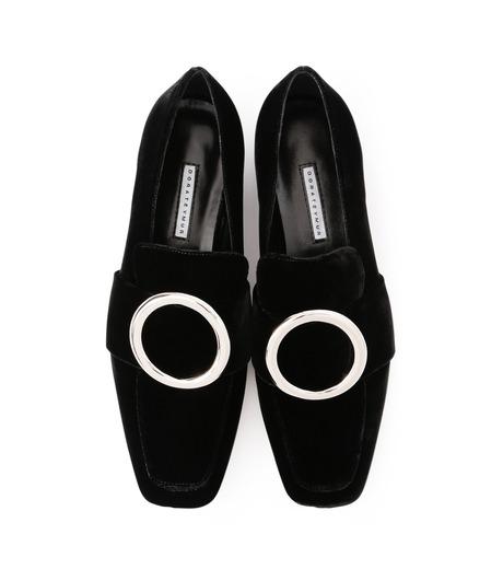 DORATEYMUR(ドラティムール)のRing Flat Shoes-BLACK(フラットシューズ/Flat shoes)-HARPUT-L-13 詳細画像4