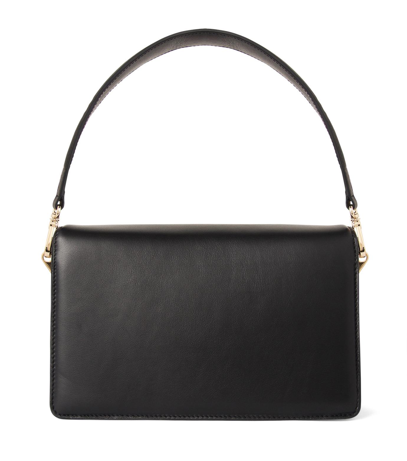 J.W.Anderson(ジェイダブリュー アンダーソン)のLogo Purse-BLACK(ハンドバッグ/hand bag)-HB03615-13 拡大詳細画像3