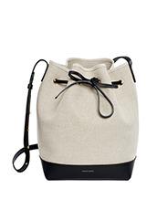Mansur Gavriel(マンサーガブリエル) Canvas Bucket Bag