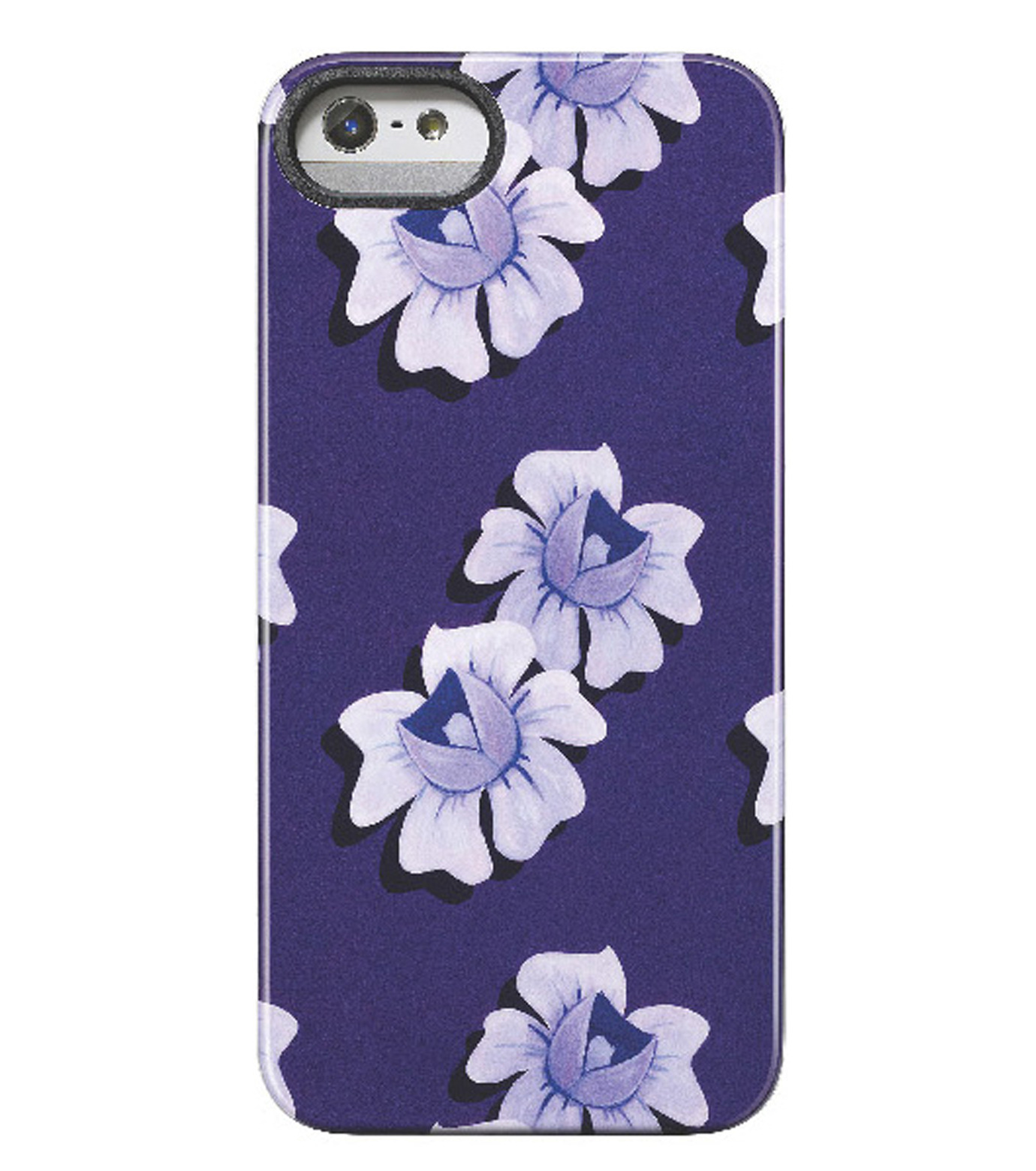 CASE SCENARIO(ケースシナリオ)のHouse of holland-BLUE(ケースiphone5/5s/se/case iphone5/5s/se)-HH-IPH5-FL-92 拡大詳細画像1