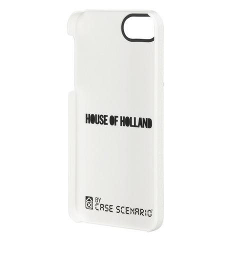 CASE SCENARIO(ケースシナリオ)のHouse of holland-BLUE(ケースiphone5/5s/se/case iphone5/5s/se)-HH-IPH5-FL-92 詳細画像2